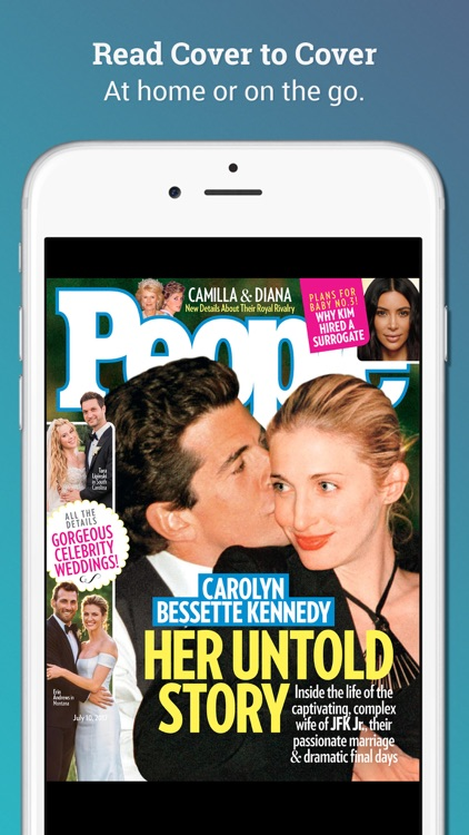 Texture: unlimited digital magazines