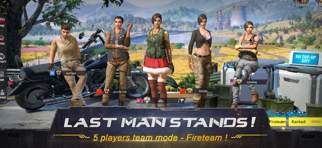 rules of survival summary