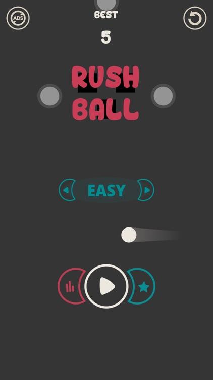 Rush Ball - Color Circle Rider