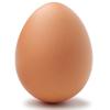 Kokar ägg perfekt