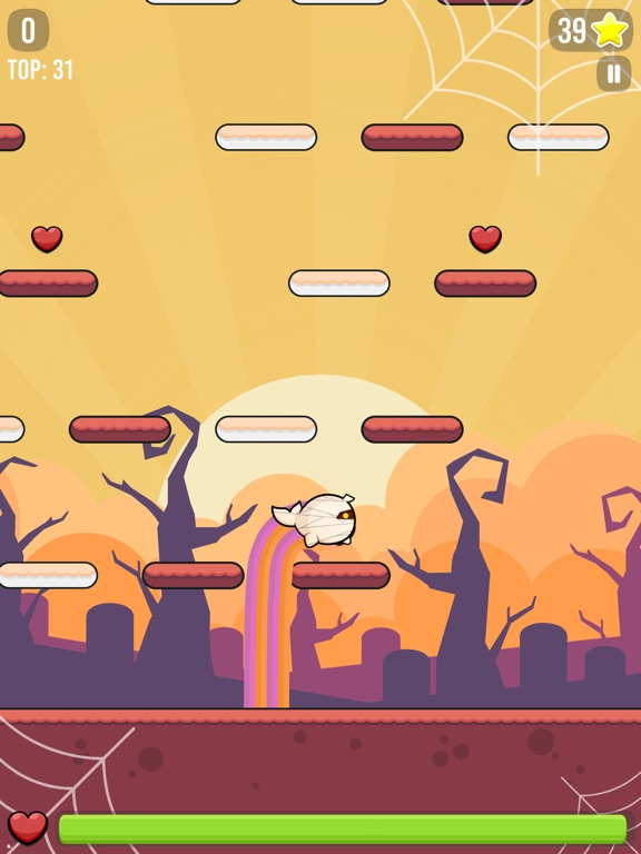 Happy Hop: Kawaii Jump для iPad