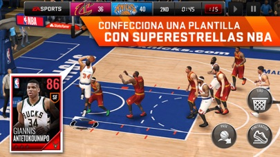 download NBA LIVE Mobile Baloncesto apps 2