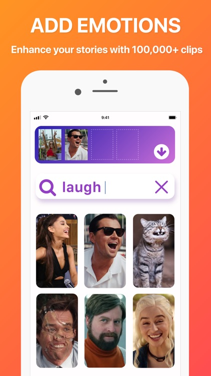 Flixup: Video Story Enhancer by Narraly Inc