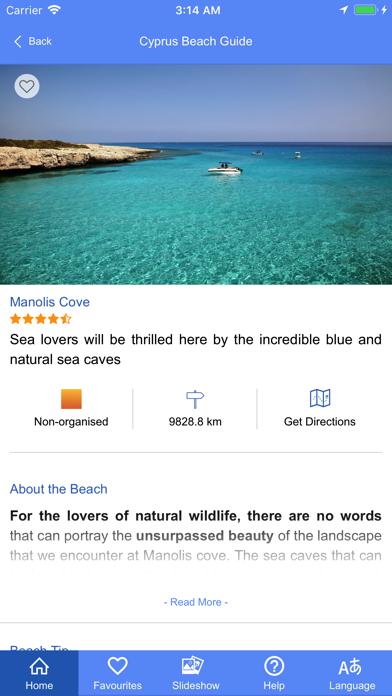 Cyprus Beaches screenshot four