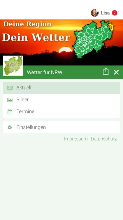 Wetter für NRW