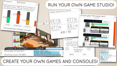 Game Studio Tycoon 2 Screenshots