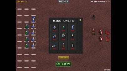 Screenshot #10 for 8bitWar: Netherworld