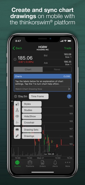 thinkorswim Mobile on the App Store