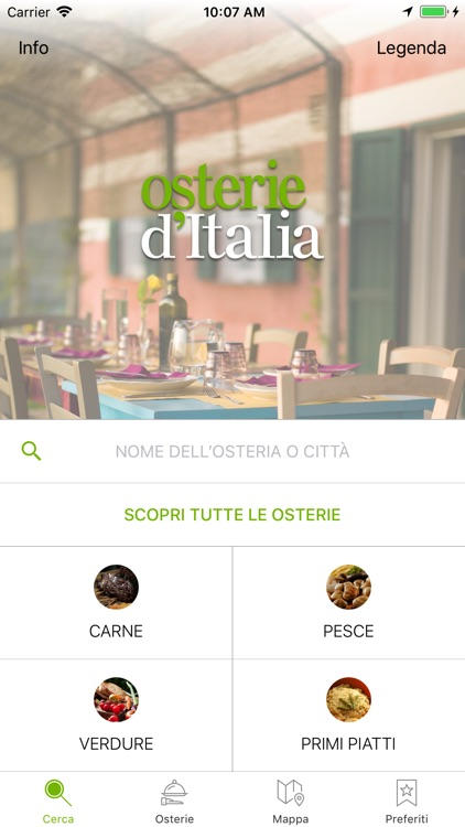 Osterie d'Italia 2018 screenshot-0