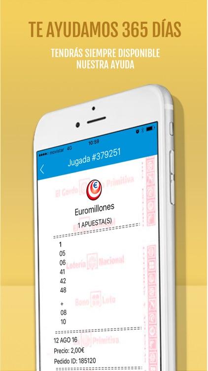MILOTO - Loterías y apuestas screenshot-4