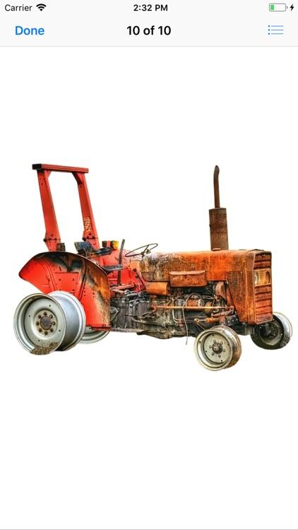 Tractor Stickers screenshot-9