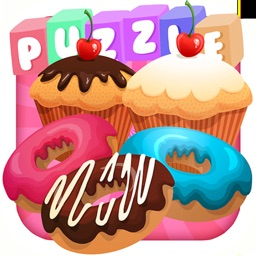 Puzzle Cake - Games for kids