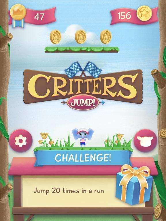 Critters JUMP! screenshot 6