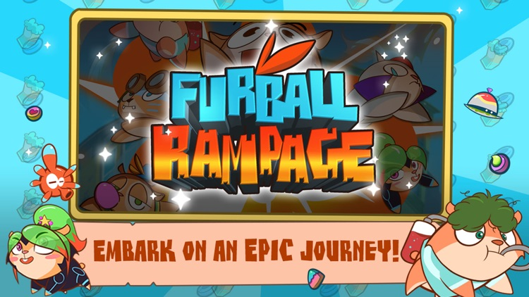 Furball Rampage screenshot-0