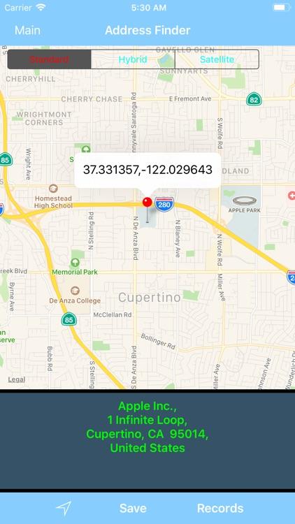 Address & IP Tracker Pro screenshot-7