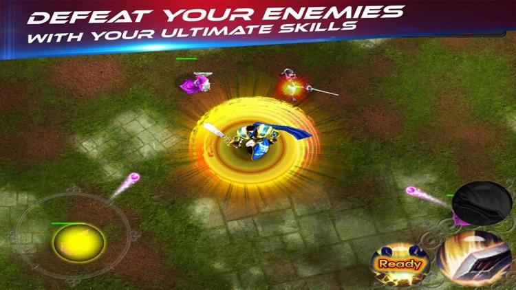 Heros Legend XLO Fight