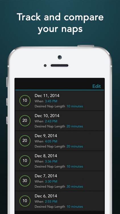 Power Nap HQ: Sleep tracking screenshot-4