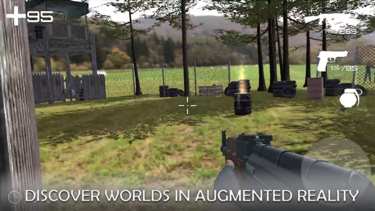 W.AR - Augmented Reality screenshot-4