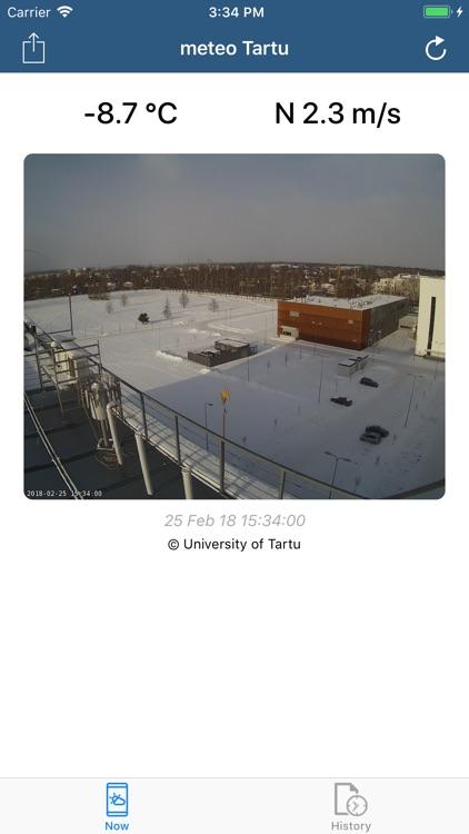meteo Tartu