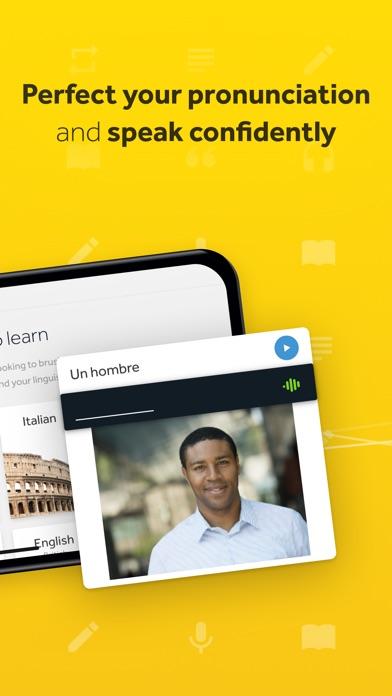 Rosetta Stone: Learn Languages app image