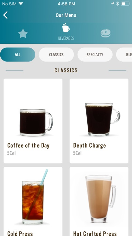 Caribou Coffee screenshot-3