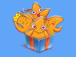starSTiK Stickers for iMessage