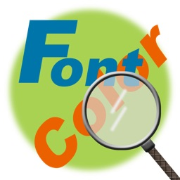 Font&ColorFinder