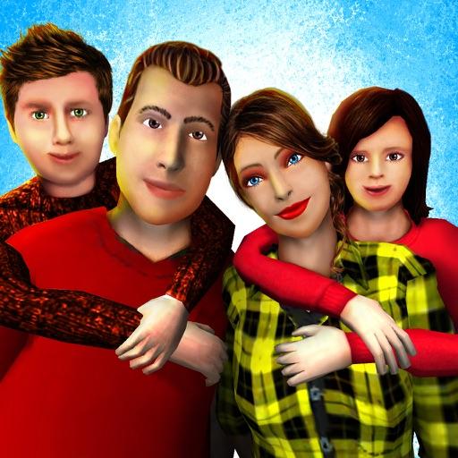 Virtual DAD Amazing Family Man