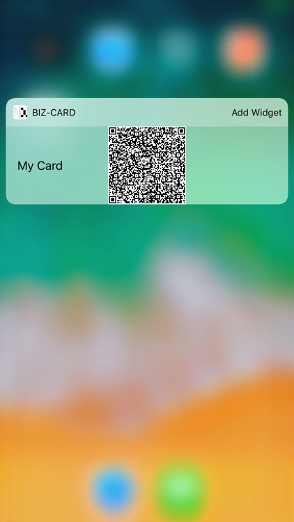 Biz-Card App screenshot-5