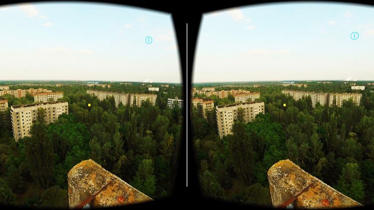 Chernobyl 360 VR Travel screenshot-4