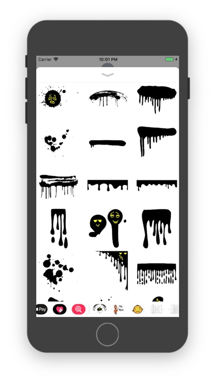Splat - Sticker Pack screenshot-3
