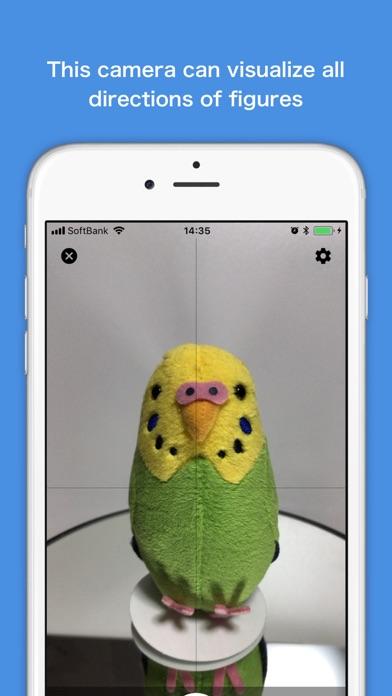 Figure Camera screenshot one