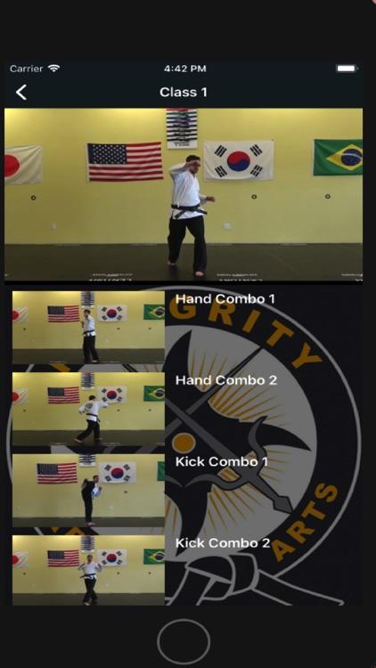 Integrity Martial Arts screenshot-5
