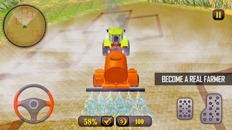 Farming Tractor Simulator Pro