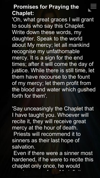 Divine Mercy OnePray screenshot three