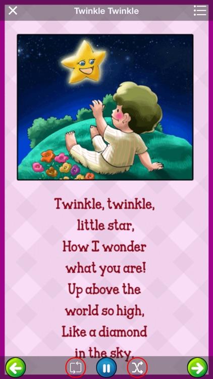 Nursery rhyme for kids