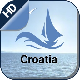 Marine Croatia Nautical Charts