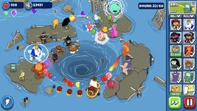 Bloons Adventure Time TD by Ninja Kiwi Limited (iOS, United