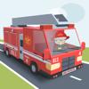 Natasa Bizic - My Brave Junior Firefighter artwork