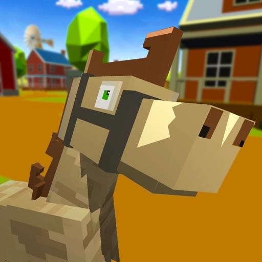 Horse Craft Simulator 3D iOS App