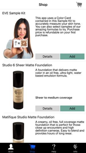 My Skin Tone Matrix on the App Store
