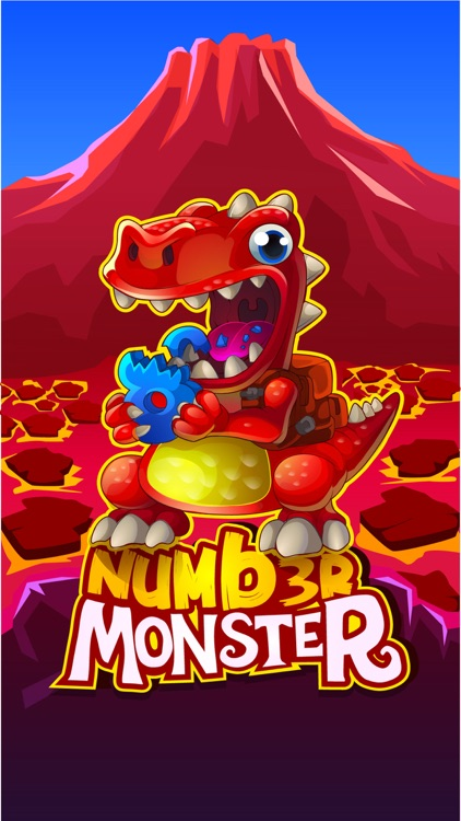 Number Monster Times Tables