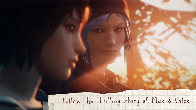 Life Is Strange Lite Screenshot