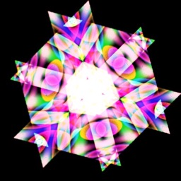 Kaleidoscope Art - Picture editor & camera filters