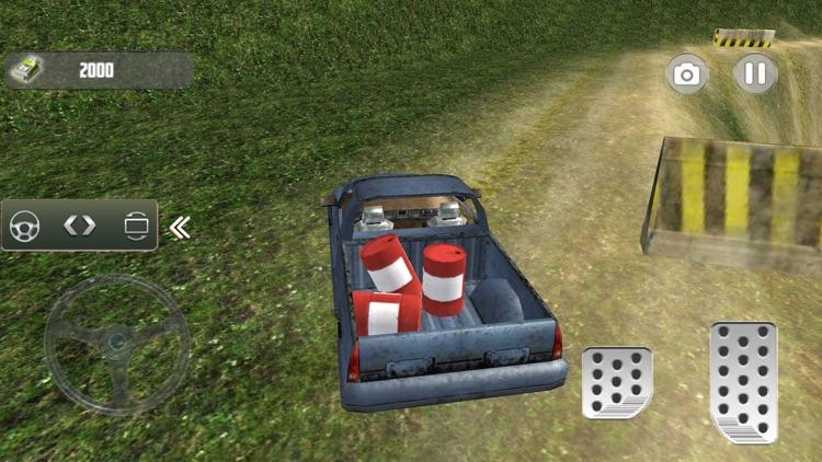 Hilux Offroad Drive screenshot-3