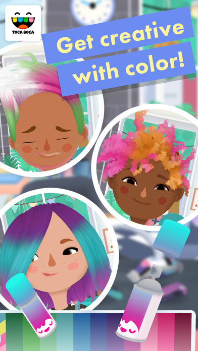 download Toca Hair Salon 3 apps 2