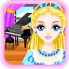 公主装扮娃娃屋-公主游戏