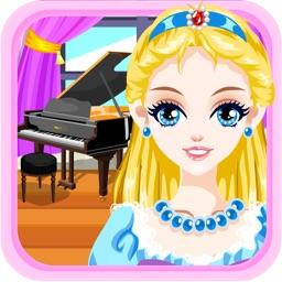 公主装扮娃娃屋-公主娃娃游戏