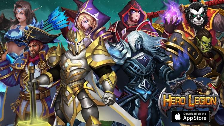 Hero Legion Online