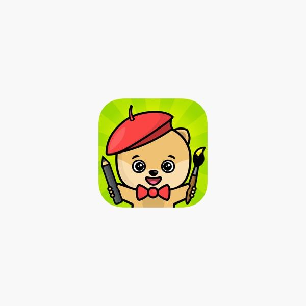 Malen für Kinder: Kinderspiele im App Store